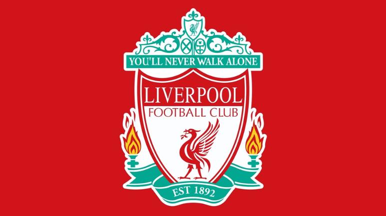 Флаг футбольного клубаЛиверпуль
