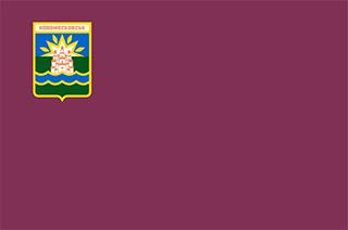 Прапор   Новомосковська