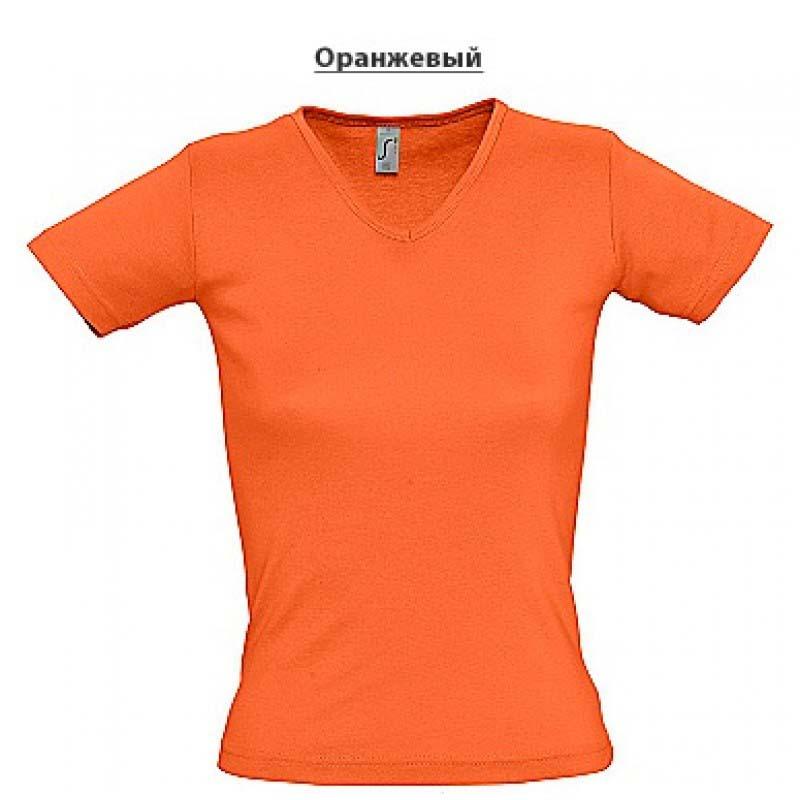футболка з друком на замовлення SOL S LADY V-11835 9b5a3e9e90fad