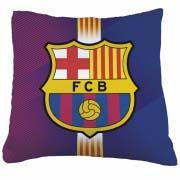Визуализация в цветах футбольного клуба барселона