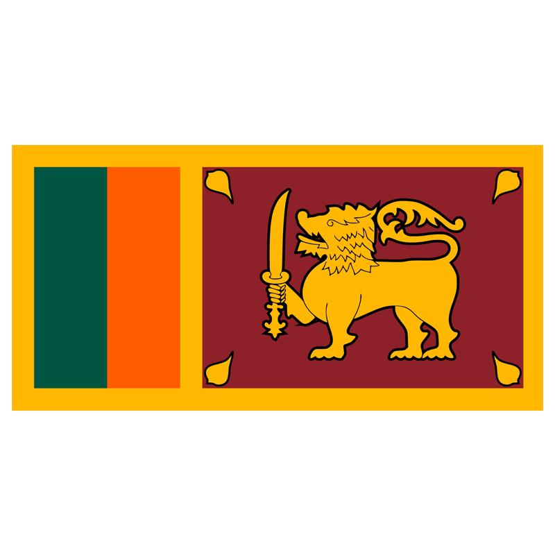 фото шри ланка флаг