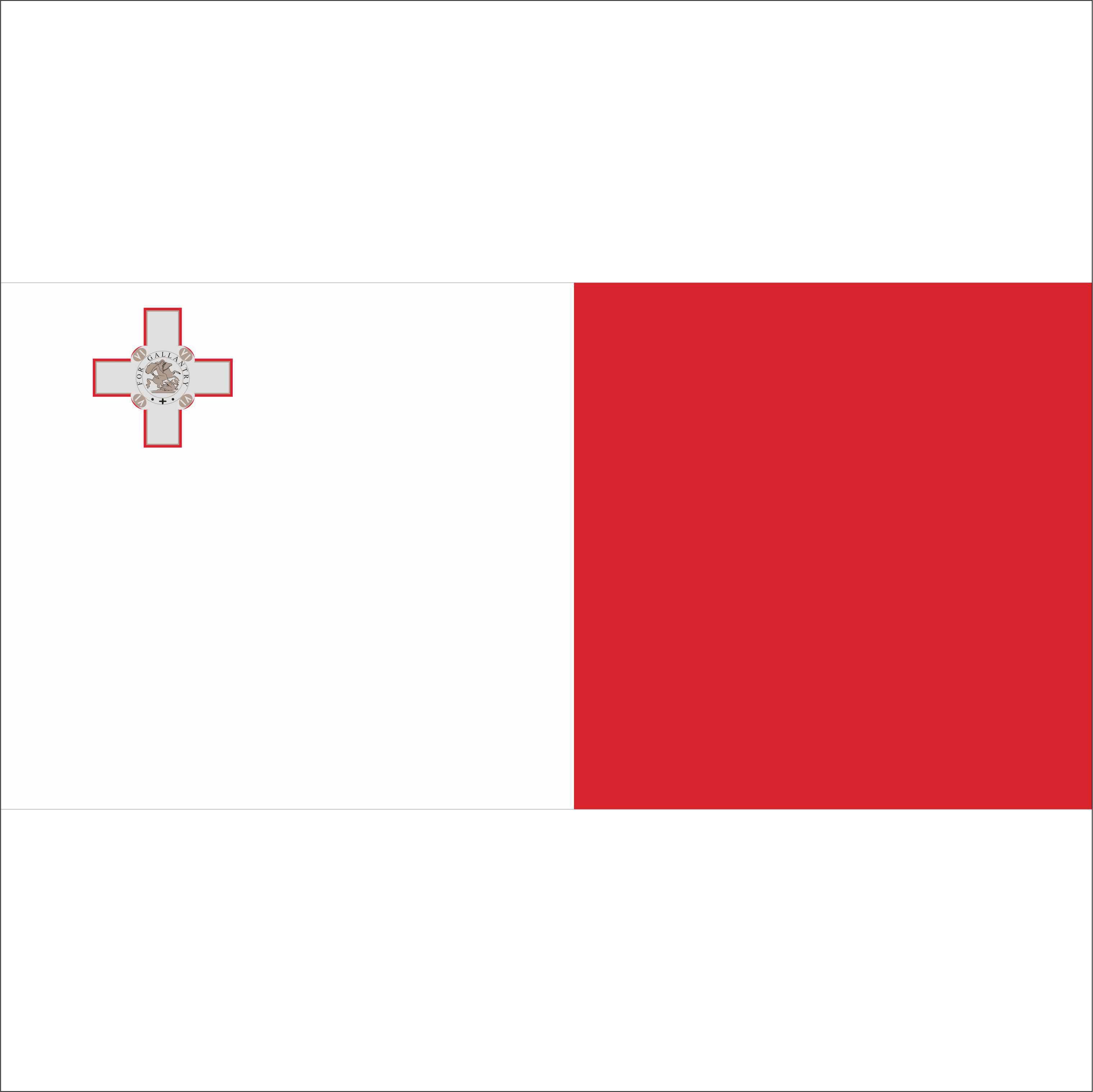 Флаг мальты в картинках
