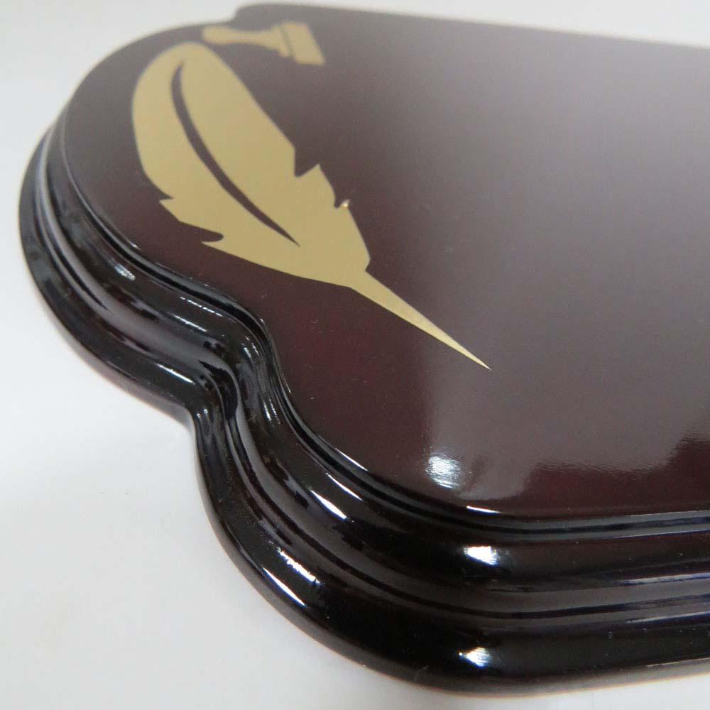 металлический НОТАРИУС на деревянной подложке Диплом металлический НОТАРИУС 1 на деревянной подложке